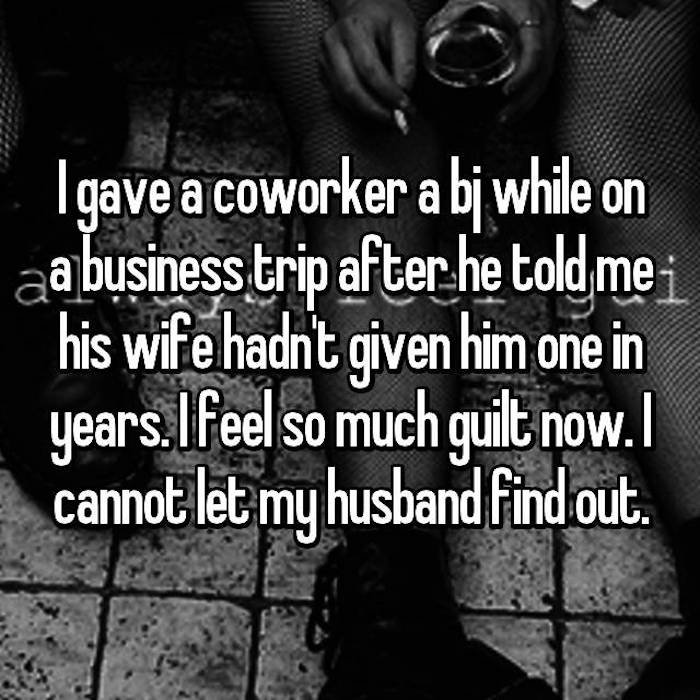 18 Business Trip Hook Up Confessions That Will Make You Think Twice About  Your Partner's Next Trip