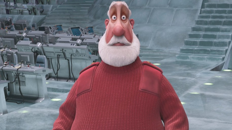 Arthur Christmas Characters.10 Movie Santas That Put All Others To Shame