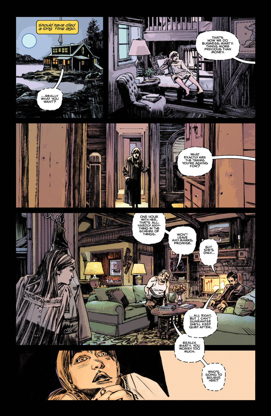 Mother Panic 2 page 3