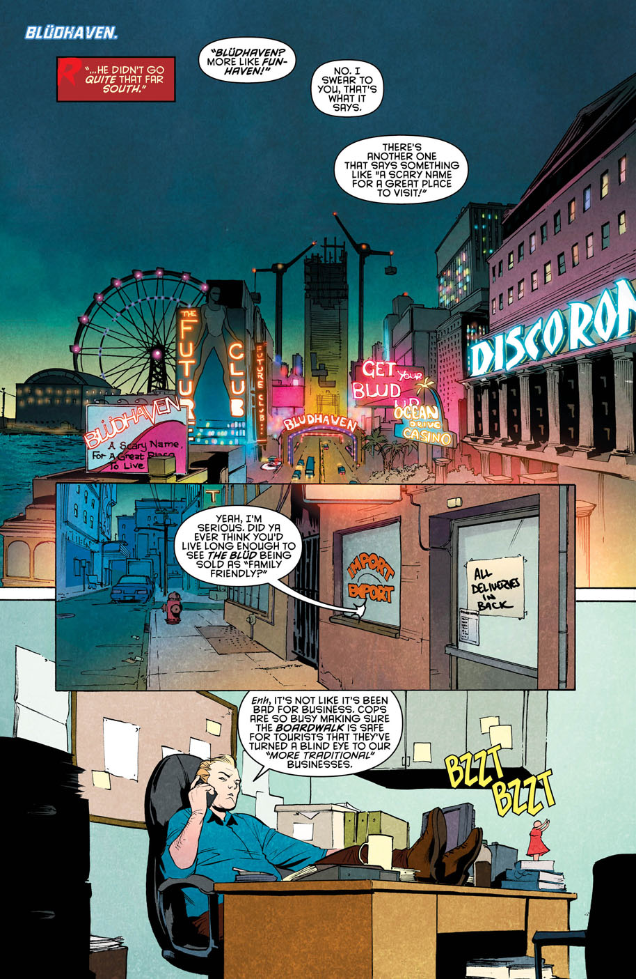 Nightwing 10 page 2