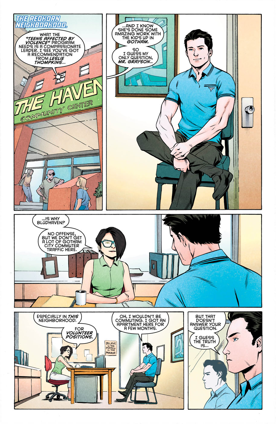 Nightwing 10 page 4