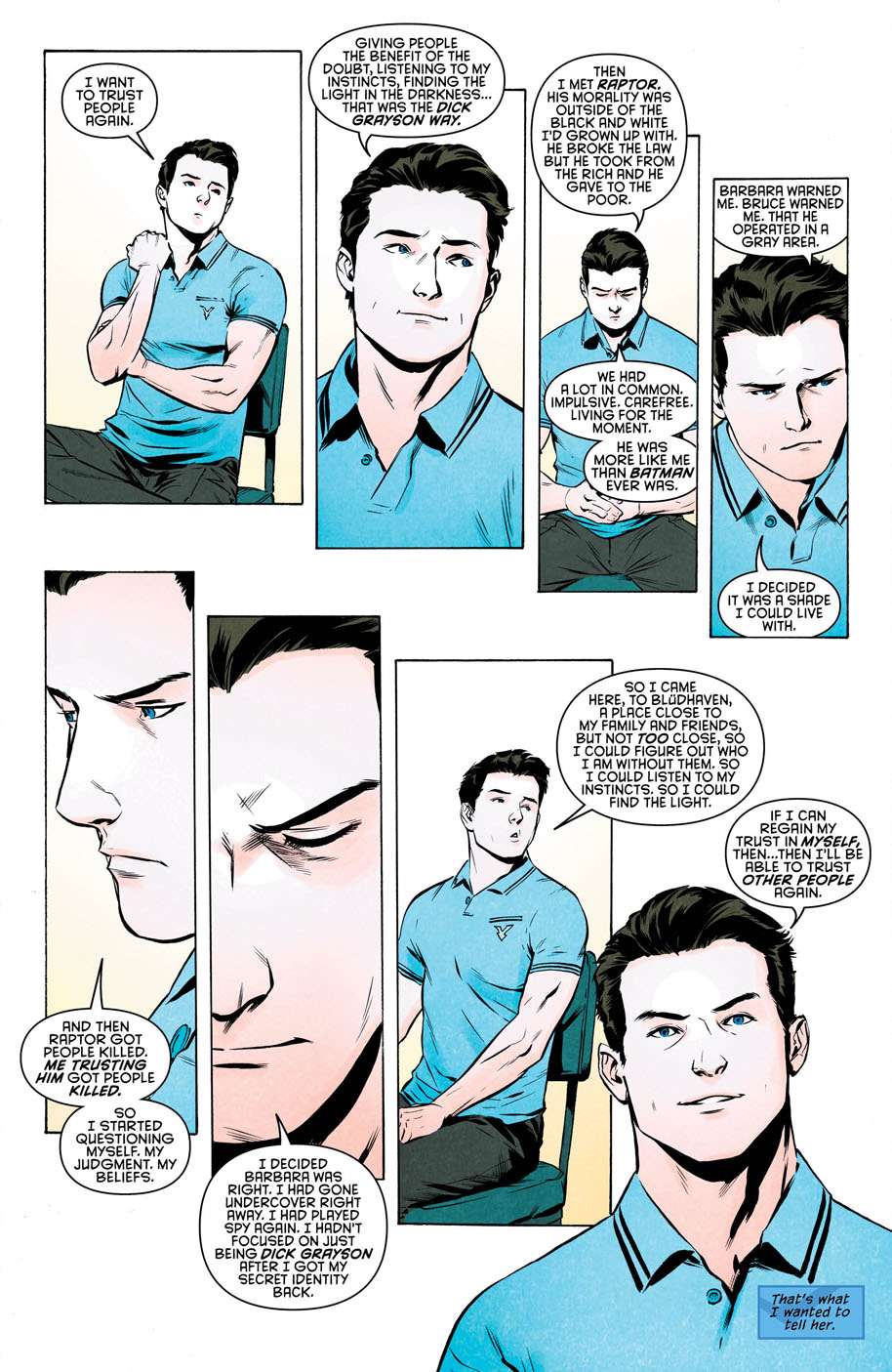 Nightwing 10 page 5