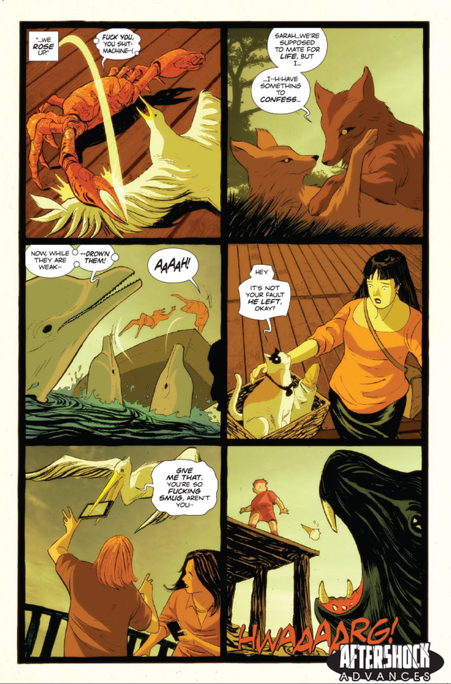 Animosity The Rise page 3
