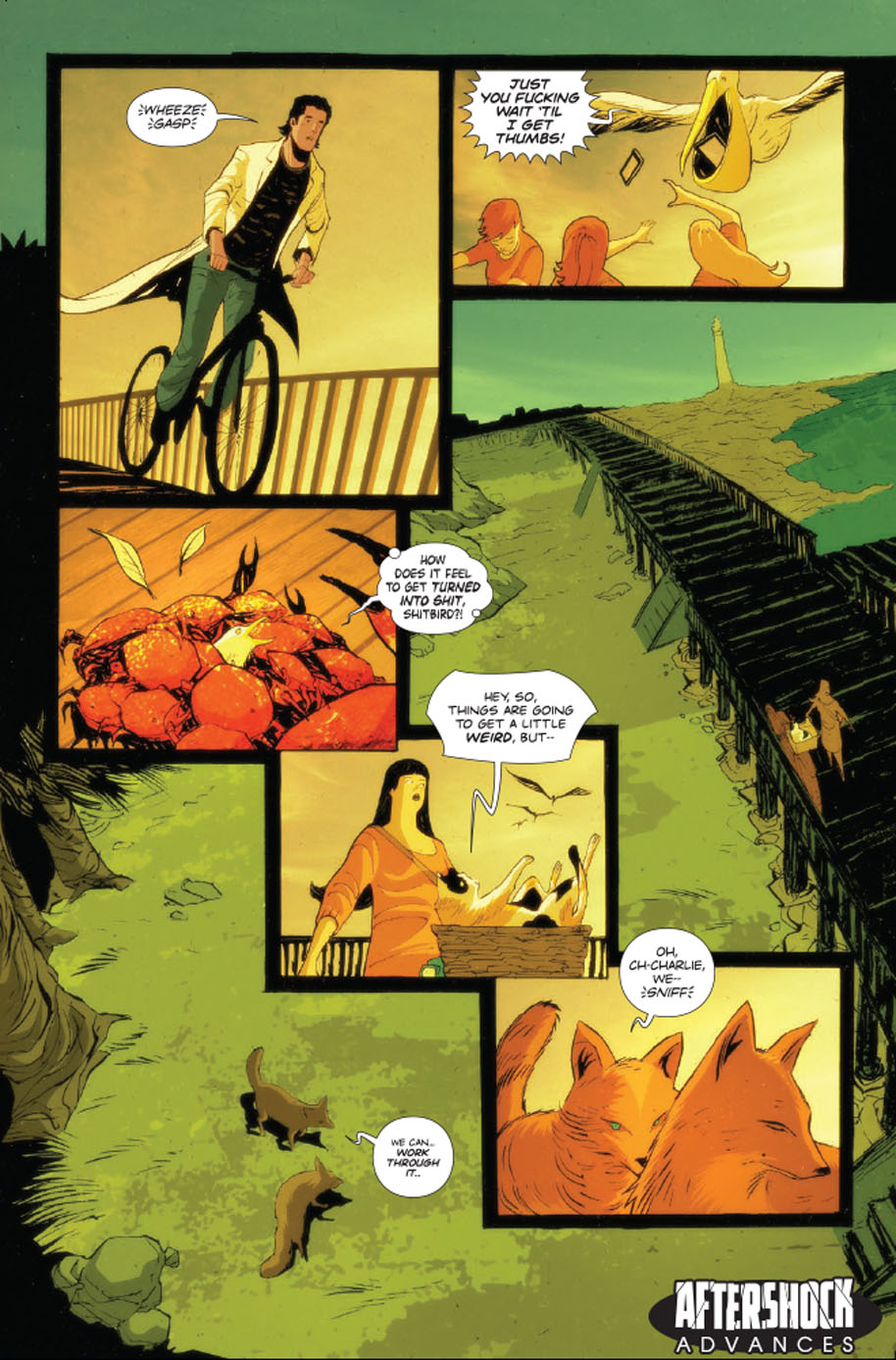 Animosity The Rise page 4