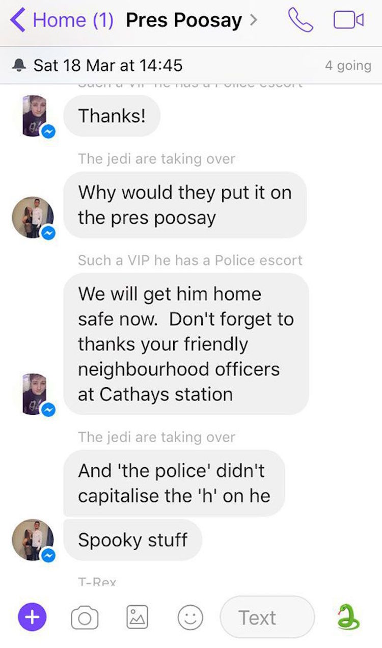 police group chat2