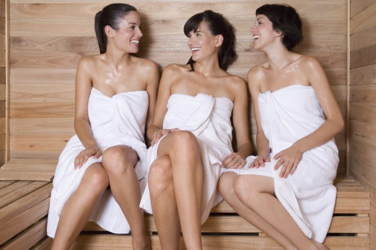 Benefits of a Steam Room