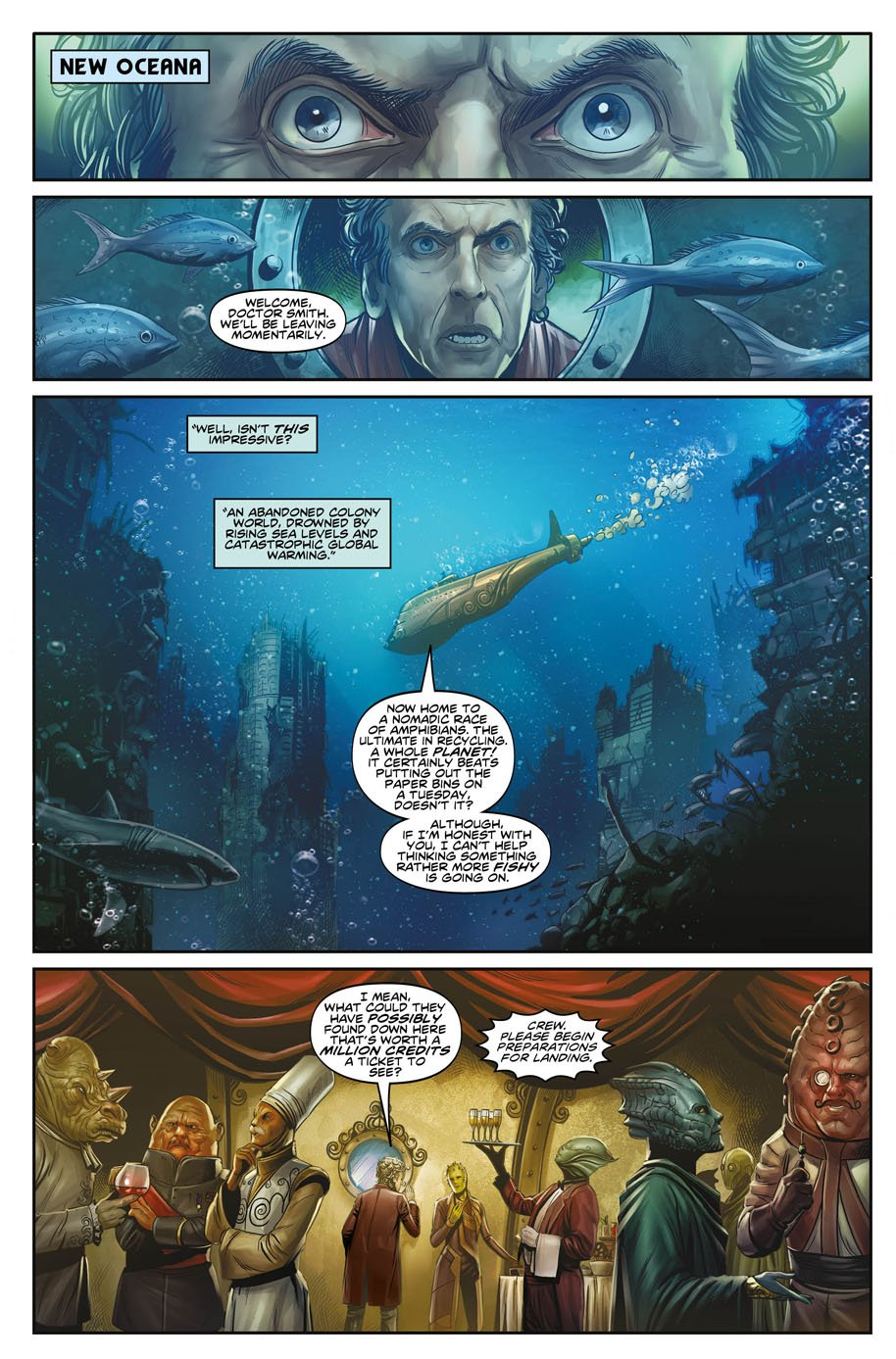 Doctor Who Twelfth Doctor Year Three 1 Page 1