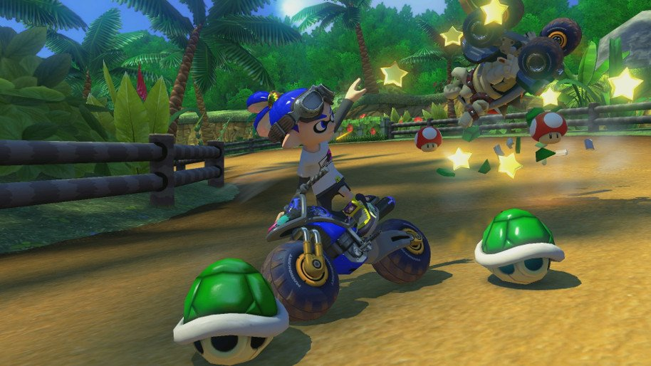 Mario Kart 8 Deluxe Shortcuts For Every Course A Guide To