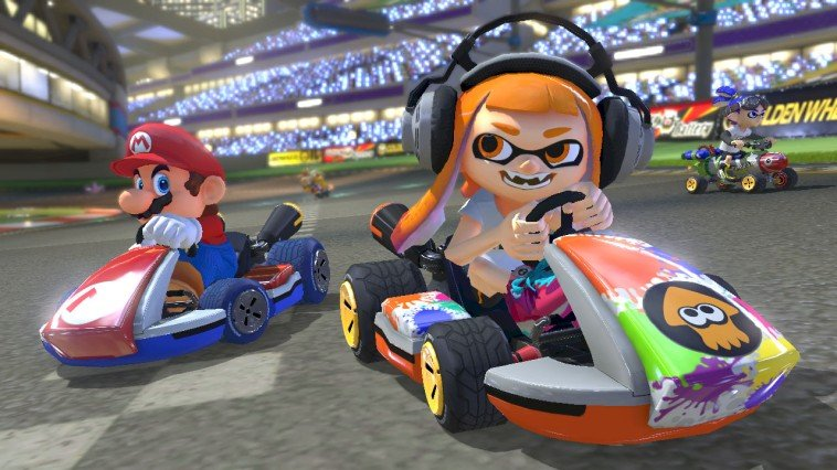 Mario Kart 8 How To Turn Off Smart Steering Instructions