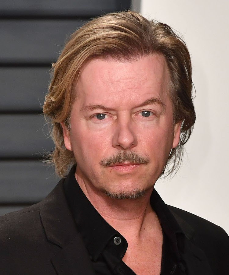 BEVERLY HILLS, CA - FEBRUARY 26: David Spade attends the 2017 Vanity Fair Oscar Party hosted by Graydon Carter at the Wallis Annenberg Center for the Performing Arts on February 26, 2017 in Beverly Hills, California. (Photo by C Flanigan/Getty Images)
