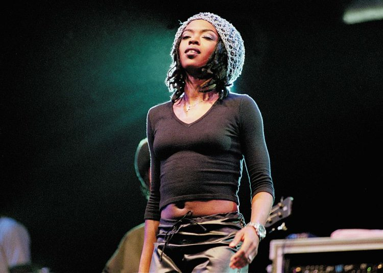 Girl Rappers Lauryn Hill