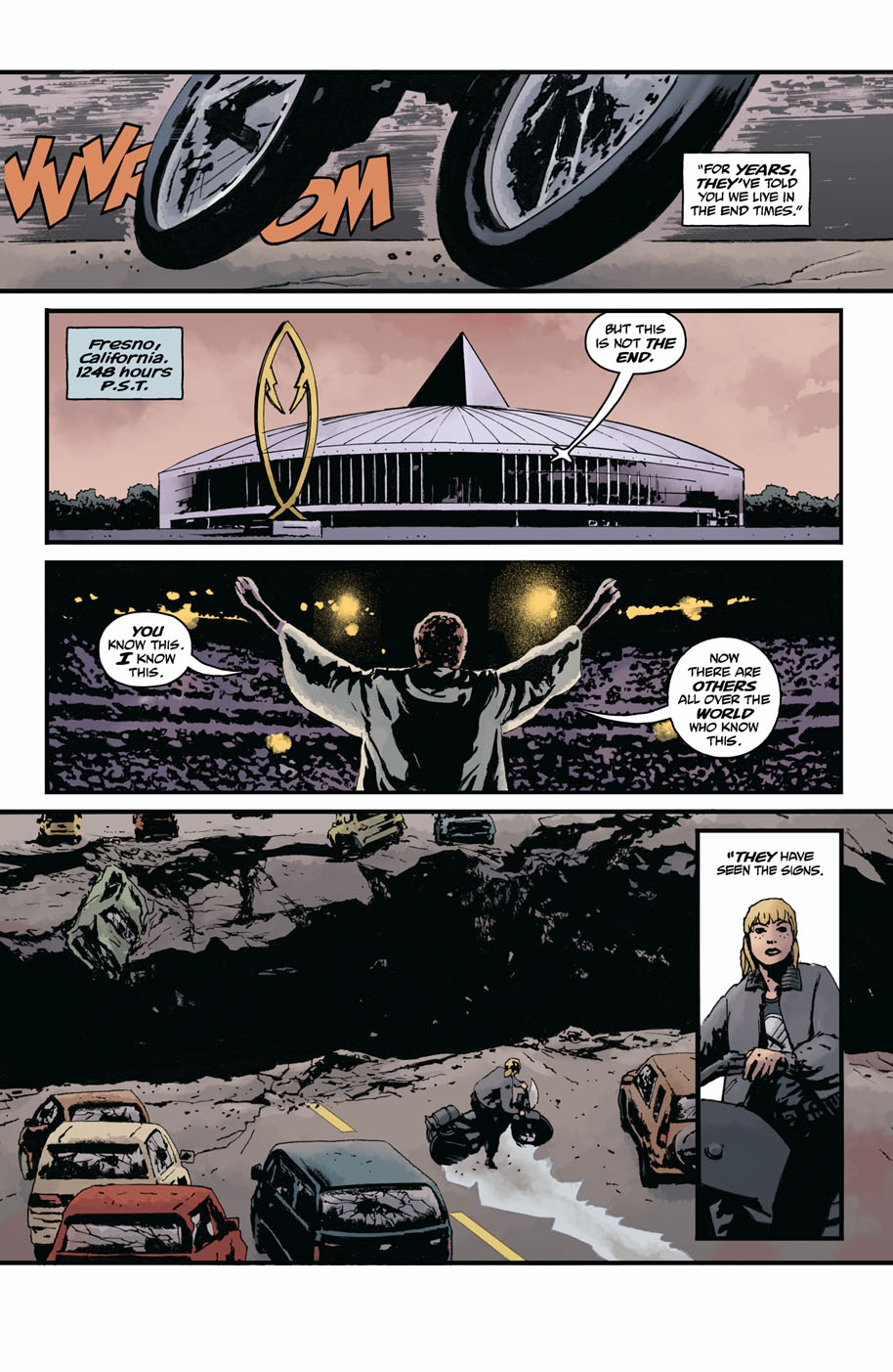 BPRD The Devil You Know 2 page 1