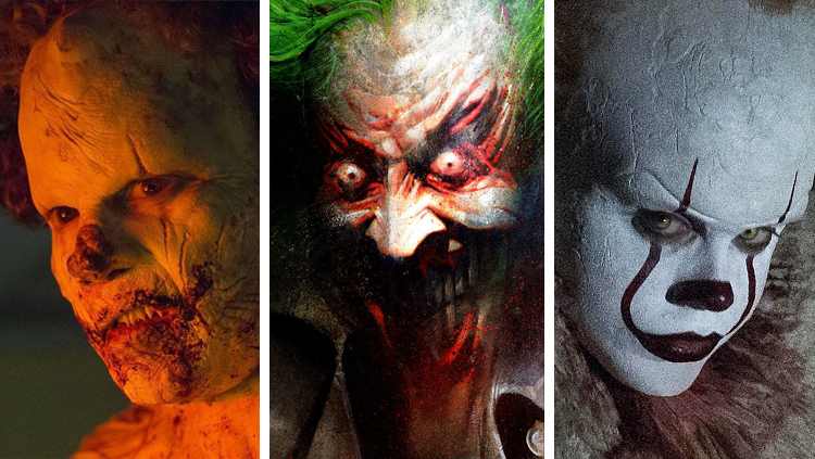 The 25 Scariest Scary Clowns in Popular Culture - Mandatory