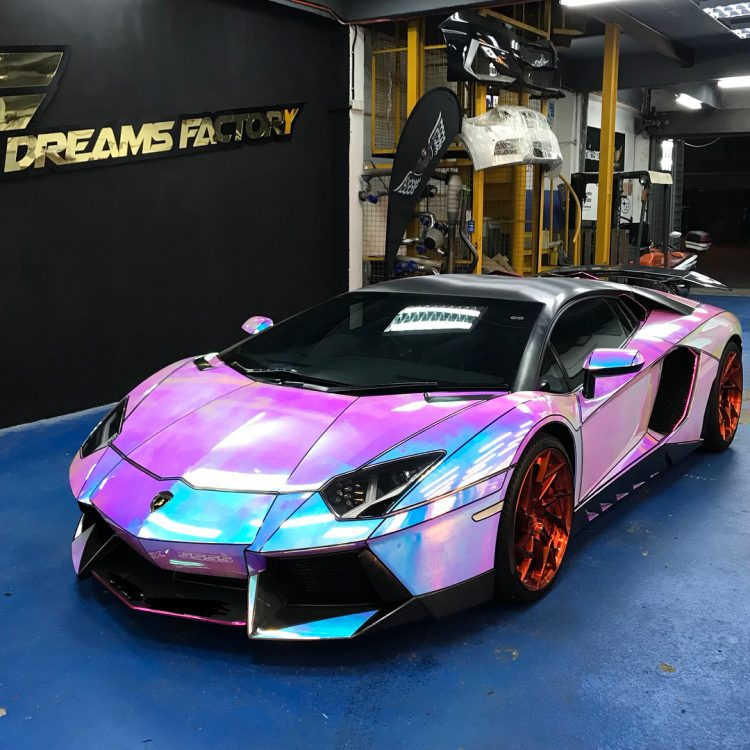 Cartoon Lamborghini Aventador in Real Life CraveOnline