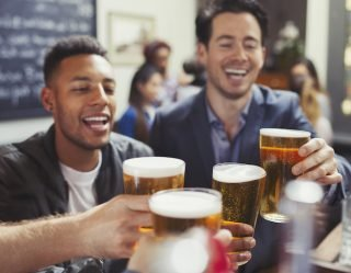 Moderate Drinking Toughens Your Heart Cells