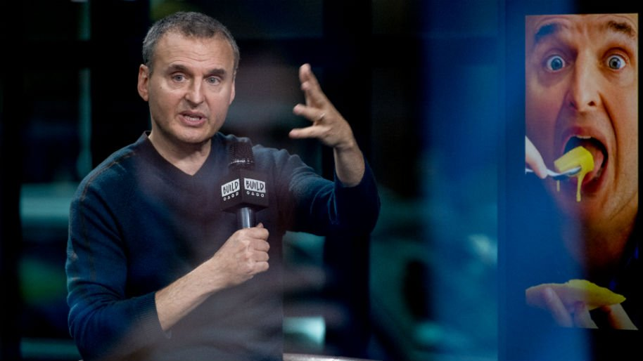 Phil Rosenthal, Somebody Feed Phil Netflix