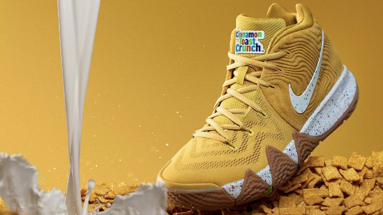 bf55b88eef5 Attention Hungry Sneakerheads  Nike Dropped Cereal-Themed Kyrie 4s