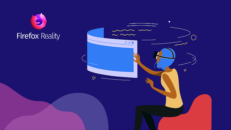 Firefox Reality Browser VR