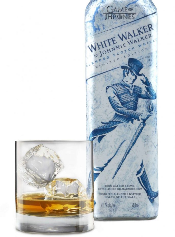 Quot Game Of Thrones Quot Inspired Johnnie Walker S New Whisky