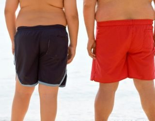 Get Rid Of Your Dad Bod Now To Have Healthier Kids Later