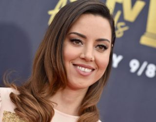Aubrey Plaza's Instagram is Full of Evil Fun!