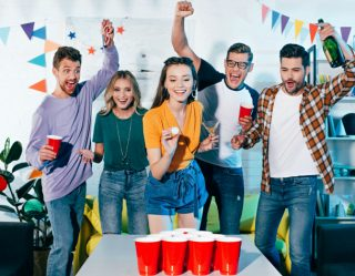 That College Beer Pong Habit Might Help Pay Your Student Loans