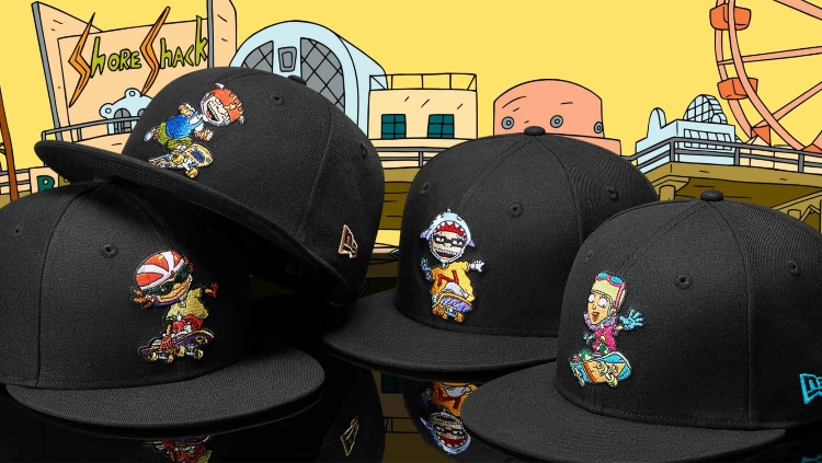 New Era Rocket Collection