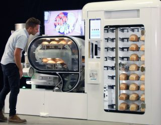 Future Tech: BreadBot Lures People Back to Grocery Stores