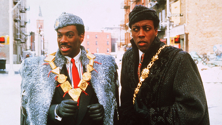 Eddie Murphy Coming to America