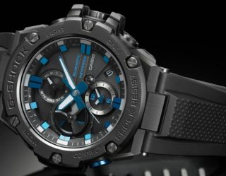 Keep Time Like A Jazz Musician With New G-Shock Timepiece Inspired By Blue Note Records