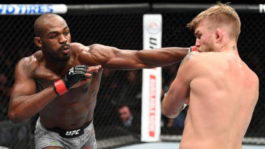Jones can fight at UFC 235 despite new drug test woes