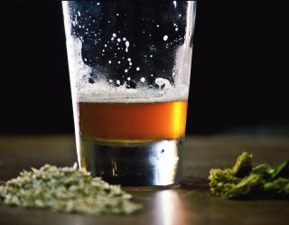 The More You Smoke: Cannabis May Protect Drinkers From Liver Disease