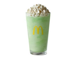 Lucky You: The Shamrock Shake Is Back