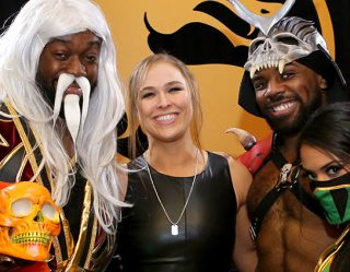 Ronda Rousey Is Changing The Wrestling Promo Game Through Instagram