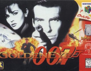 Nintendo Nostalgic: 'GoldenEye 007' Is The N64's Best-Ever First-Person Shooter Game