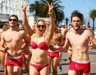 Hey, This Is America! Let College Kids Run Free In Their Underwear