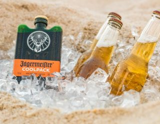 New Jägermeister Bottle Is Brilliantly Designed For Summer Sipping