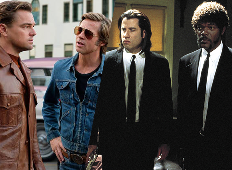 Tarantino Heavyweights 'Pulp Fiction' vs. 'Once Upon a Time in Hollywood'