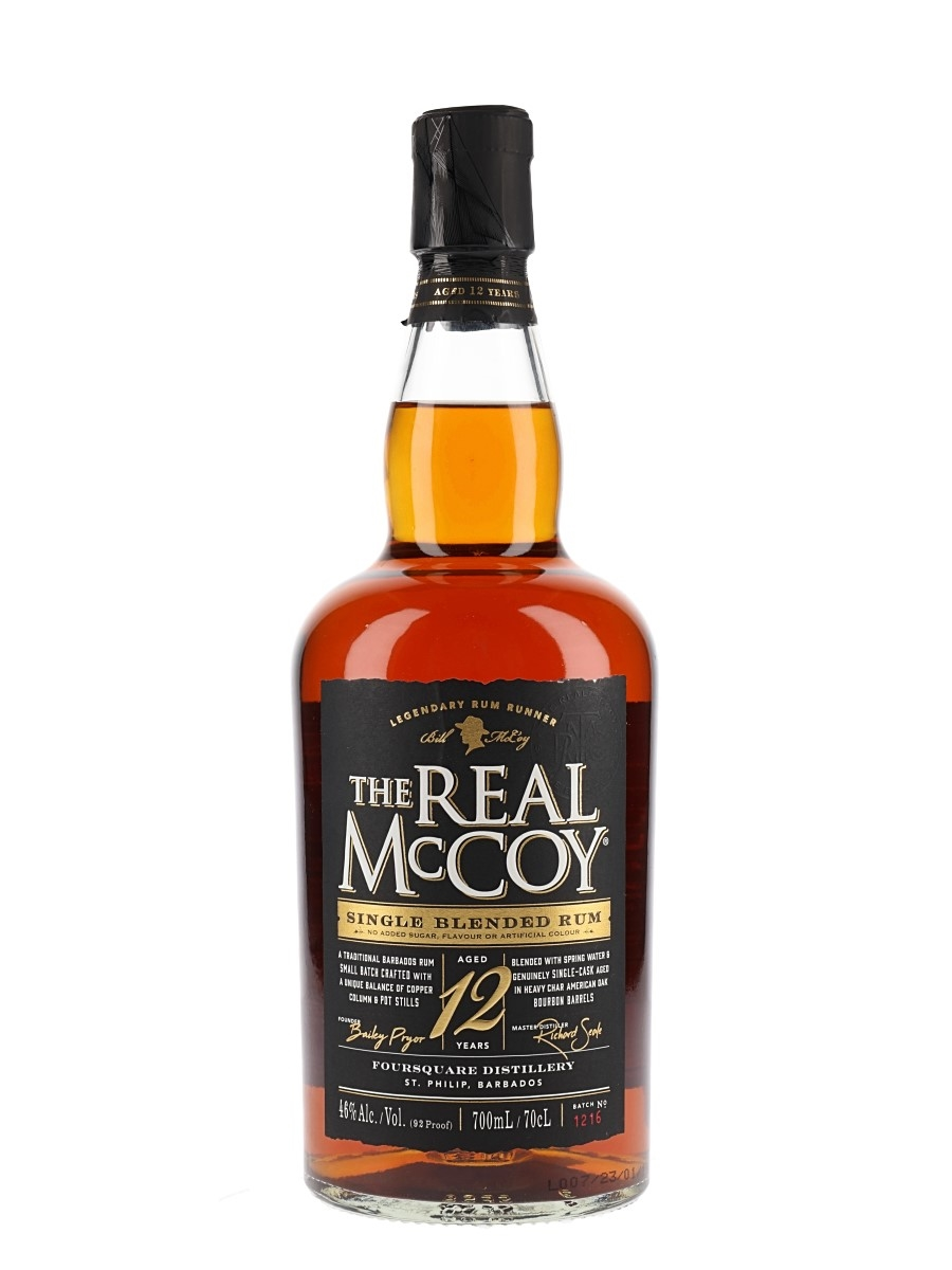 10. The Real McCoy 12