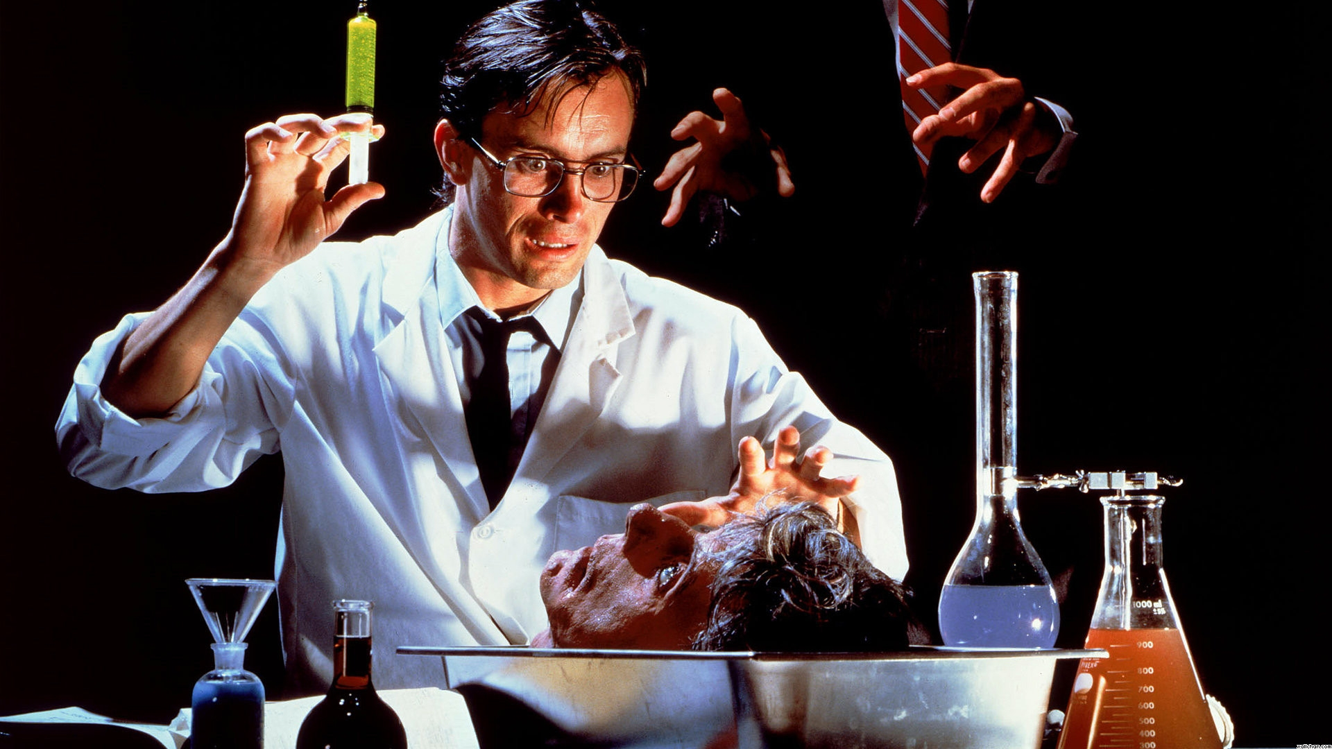 8. H.P. Lovecraft's Re-Animator - Richard Band