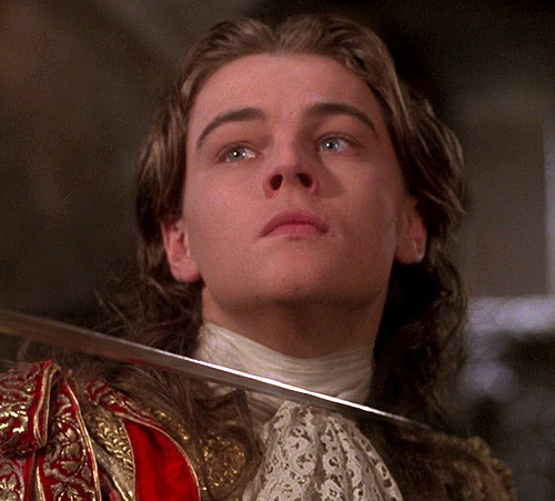 Worst Screen Couple: Leonardo DiCaprio as Twins in The Man in the Iron Mask (1998)