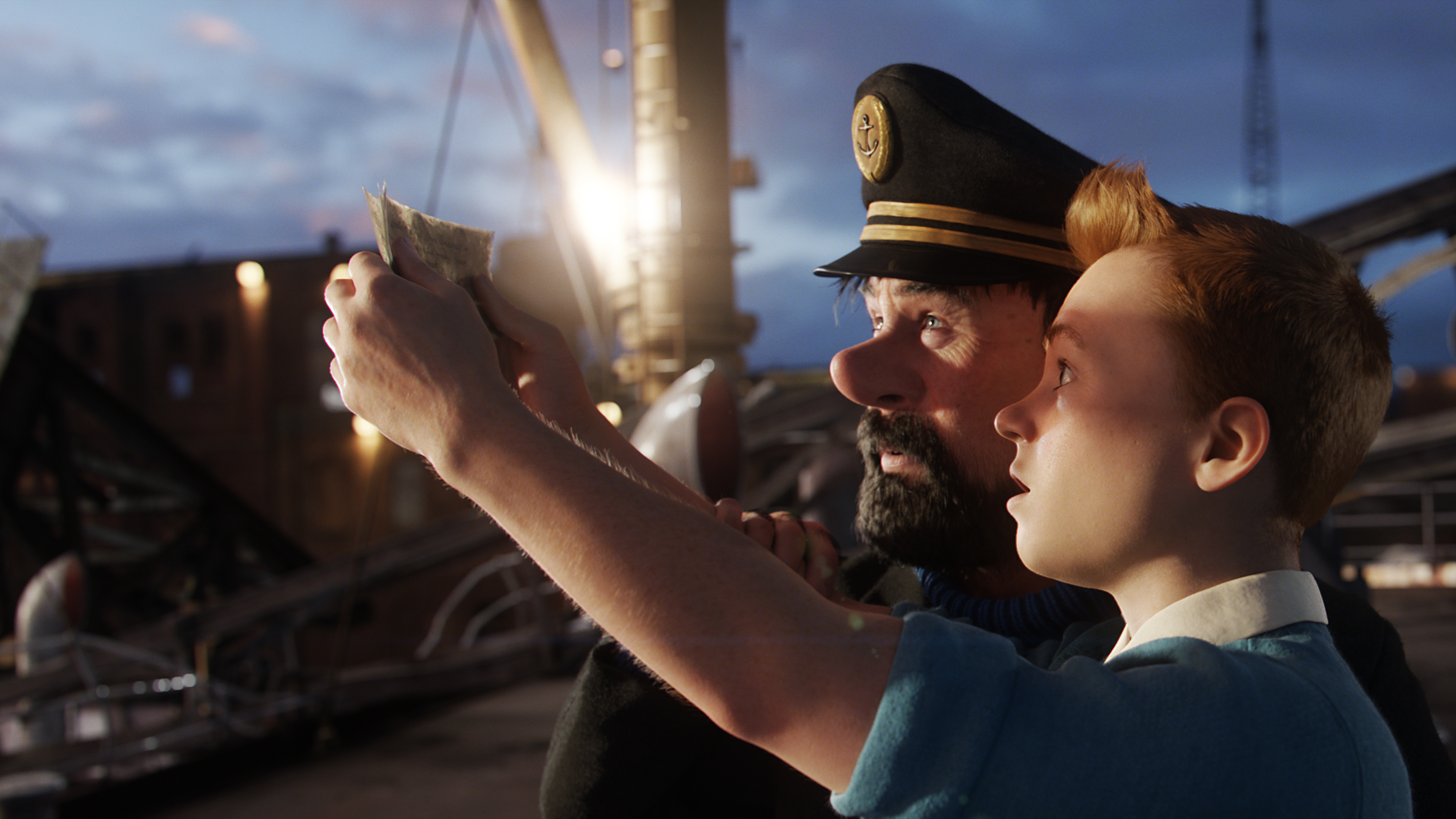 'The Adventures of Tintin' (2011)