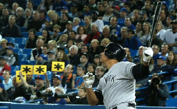 "10. ARod Claims He Is A Witch -- The ""Aroid"" Signs To Go With It"
