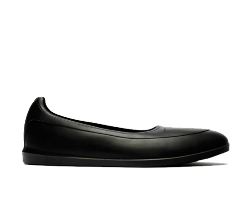 Swims Classic Black Galoshes