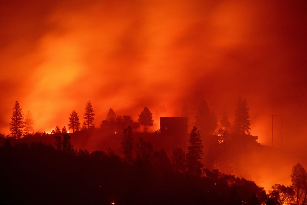 The Best Ways You Can Send Help for California Fire Disaster Relief