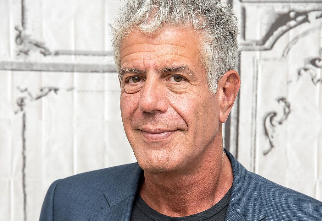 Anthony Bourdain Considered Himself 'Lucky' During Sincere Final Shoot