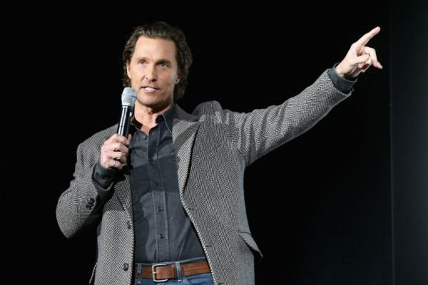 Just Keep Livin': Matthew McConaughey Hosted Virtual Bingo Night For Seniors