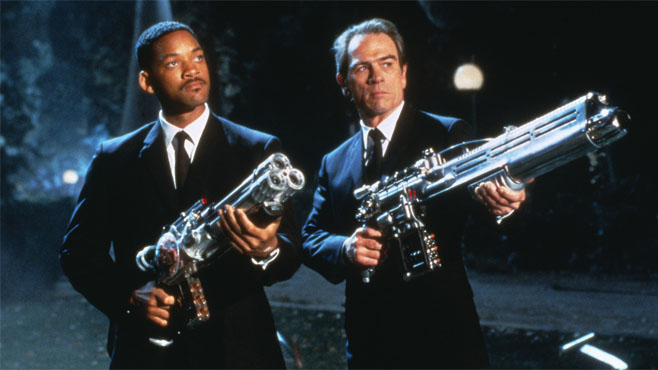Men In Black - Best Makeup - 1997
