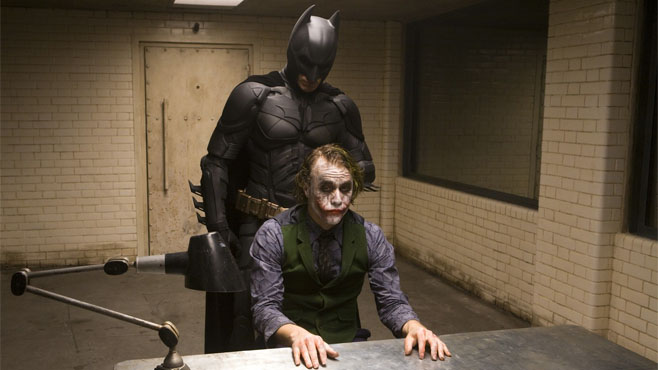 The Dark Knight - Best Supporting Actor & Best Sound Editing - 2008