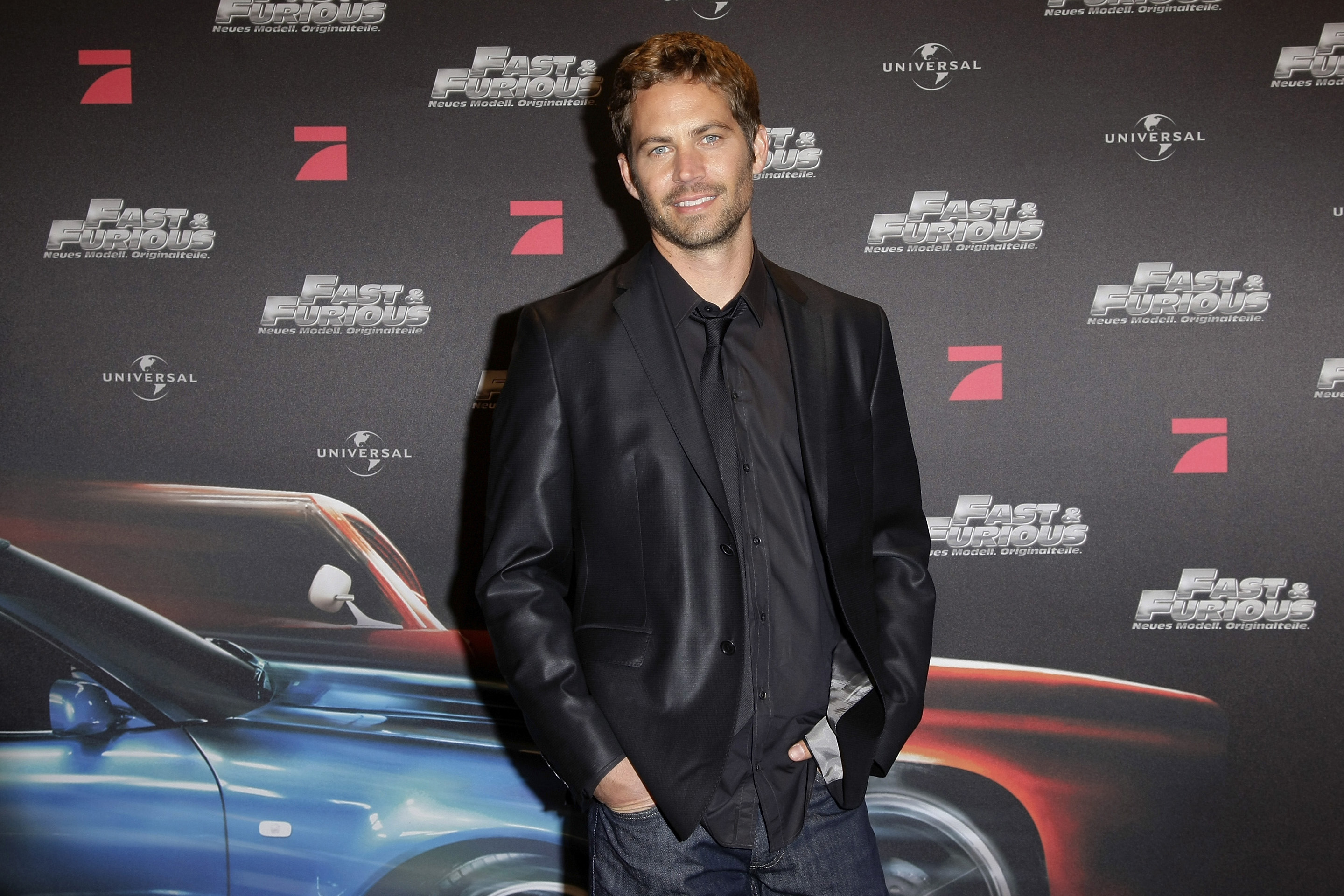 6) Paul Walker Dying in a Car Crash